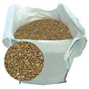 Image of B&Q 20 mm Gravel Bulk bag