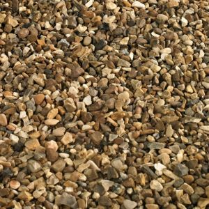 View Brown, Grey & White Golden Gravel Decorative Stone Chippings details