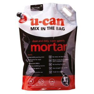 View U-Can Mix In The Bag Mortar 17kg Bag details