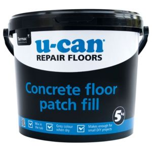 View U-Can Concrete Floor Patch Fill 5kg Tub details