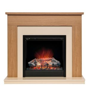 Image of Be Modern Blakemere LED Electric Fire Suite