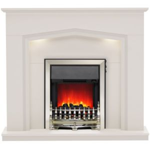 Image of Be Modern Beauport Cashmere LED Electric suite