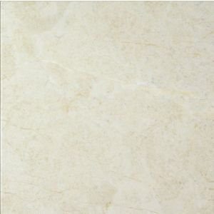 View Crema Cream Marble Marble Floor Tile, Pack of 5, (L)305mm (W)305mm details