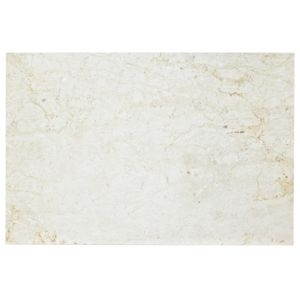 View Crema Beige Marble Wall & Floor Tile, Pack of 5, (L)457mm (W)305mm details