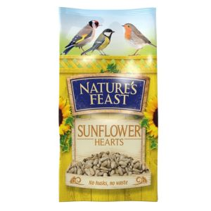 Image of Nature's Feast Sunflower hearts 1750g