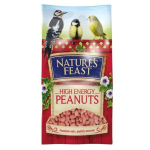 Image of Nature's Feast High energy peanuts 1750g