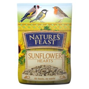 Image of Nature's Feast Sunflower hearts 12750g