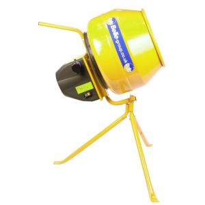 View Belle Yellow Electric Mixer 90L details