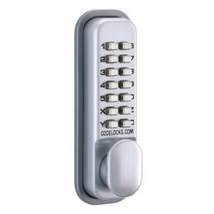 View Codelock Mechanical Push Button Lock Surface Deadbolt details