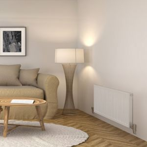 Image of Barlo Compact Type 11 Compact Radiator White (H)700mm (W)600mm