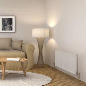 Image of Barlo Compact Type 11 Panel radiator White (H)500mm (W)1000mm