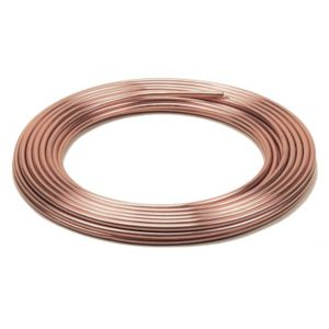 View Copper Pipe (Dia)10mm (L)25m details