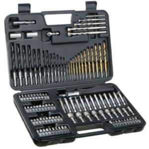 View DeWalt 1.5-10 mm Drill & Screwdriver Bit Set, 109 Pieces details