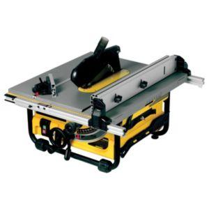 DeWalt 1100W 110V 250mm Table Saw DW745-GB
