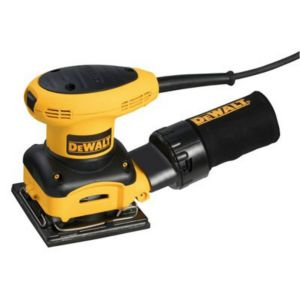 View DeWalt Corded 230W 1/4 Sheet Sander D26441-GB details