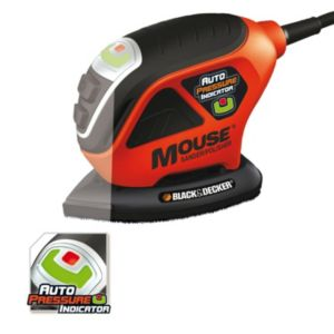 View Black & Decker Corded Mouse Sander KA168K-GB details