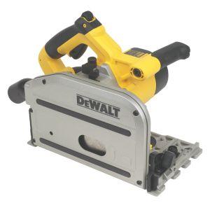 DeWalt 1300W 240V 165mm Plunge Circular Saw DWS520K-GB