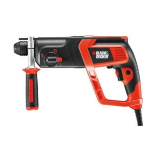 View Black & Decker Corded 710W SDS Plus Rotary Hammer Drill details
