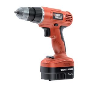 View Black & Decker Cordless 12V Ni-Cd Drill Driver 1 Battery details