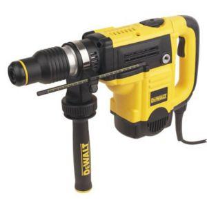 DeWalt 1100W 230V 6.15kg 11J SDS Max Hammer Drill D25501-GB