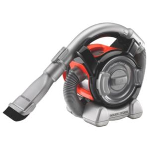 View Black & Decker Grey & Orange Corded Hand Vacuum 500ml details