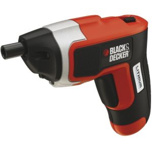 View Black & Decker 3.6V Li-Ion Cordless Screwdriver KC460LN details