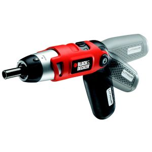 View Black & Decker Li-Ion Cordless Screwdriver KC36LN details