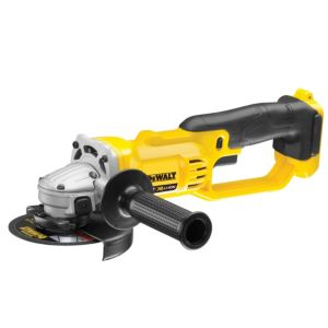 Image of DeWalt XR Cordless 18V 114.3mm Angle Grinder DCG412N-XJ - BARE