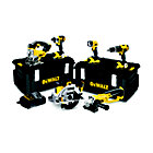 DeWalt Cordless 18V 6 Piece Power Tool Kit DCK691M3-GB