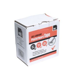 NDC Plasterboard Scrim Tape (L)2m (W)50mm