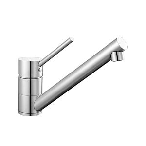 View Blanco Peak Chrome Effect Lever Tap details