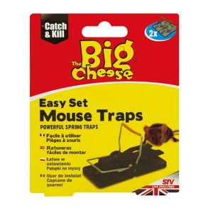 Image of The Big Cheese Mouse trap Pack of 2