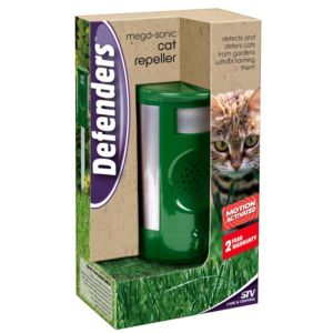 View Defenders Mega-Sonic Cat Repellant details