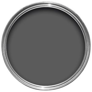 View Craig & Rose 1829 Grate Black Emulsion Paint 500ml details