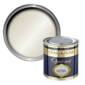 View Craig & Rose Opulence Ivory Shimmer Special Effect Paint 250ml details