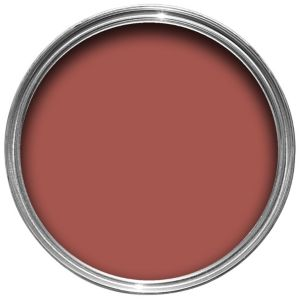 View Craig & Rose Authentic Period Colours Barn Red Flat Matt Emulsion Paint 2.5L details