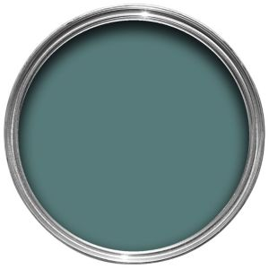View Craig & Rose Authentic Period Colours French Turquoise Flat Matt Emulsion Paint 2.5L details