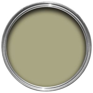 View Craig & Rose Authentic Period Colours Tapestry Green Flat Matt Emulsion Paint 2.5L details