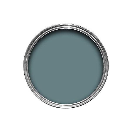 Saxe Blue Paint