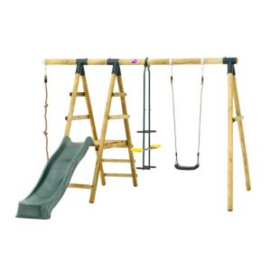 View Plum Meerkat Swing Set details