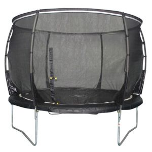 View Plum Magnitude 8 ft Trampoline & Enclosure details