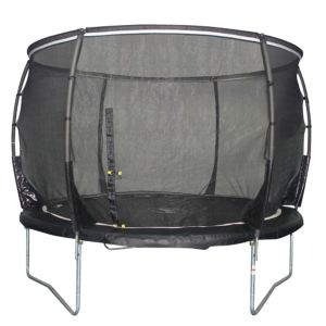 View Plum Magnitude 10 ft Trampoline & Enclosure details