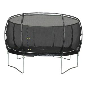 View Plum Magnitude 12 ft Trampoline & Enclosure details