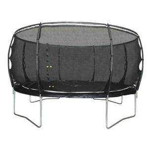 View Plum Magnitude 14 ft Trampoline & Enclosure details