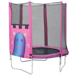 View Plum Palace 6 ft Trampoline & Enclosure details