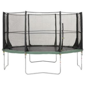 View Plum Spacezone 14 ft Trampoline & Enclosure details