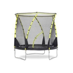 View Plum Whirlwind 8 ft Trampoline & Enclosure details