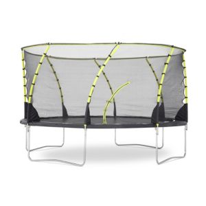 View Plum Whirlwind 14 ft Trampoline & Enclosure details