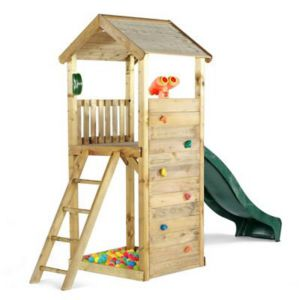 View Plum Premium Wooden Play Centre details