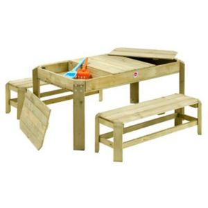Image of Plum Premium Wooden Activity Table